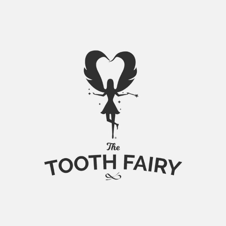 Gary Dimi Pohty logos tooth fairy