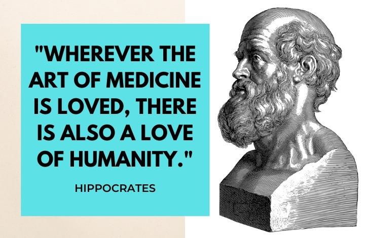 Ancient Greek Scientists Hippocrates (c. 460-377 BC)
