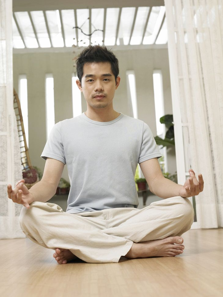 Tips to Stay Awake While You Meditate, eyes open