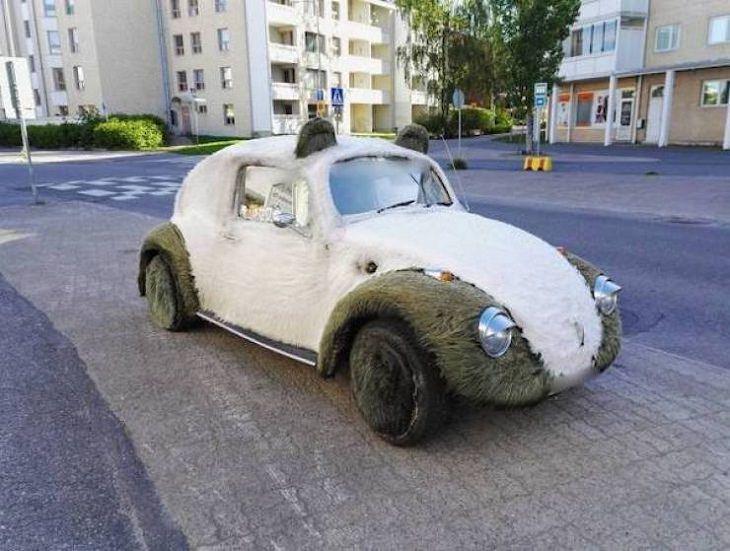 Weird Cars, volkswagen beetle