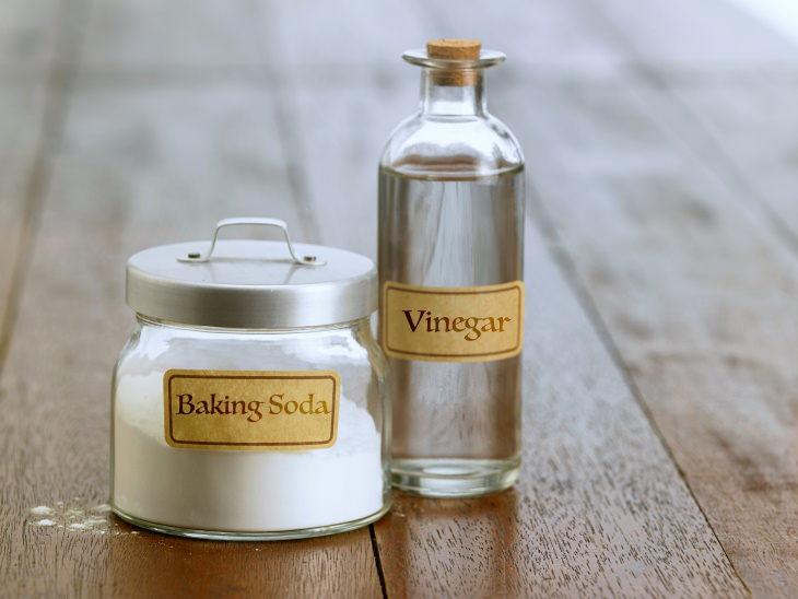 Baking Powder Substitutes Baking soda and vinegar