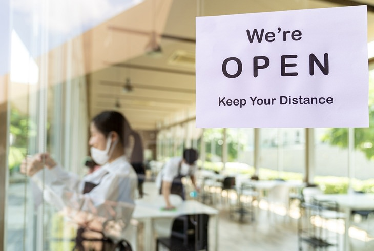 Tips to Safely Dine at a Restaurant During COVID, Call before hand