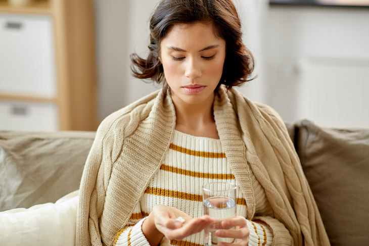 Some Common Meds May Weaken Response to COVID-19 Vaccine cold medications