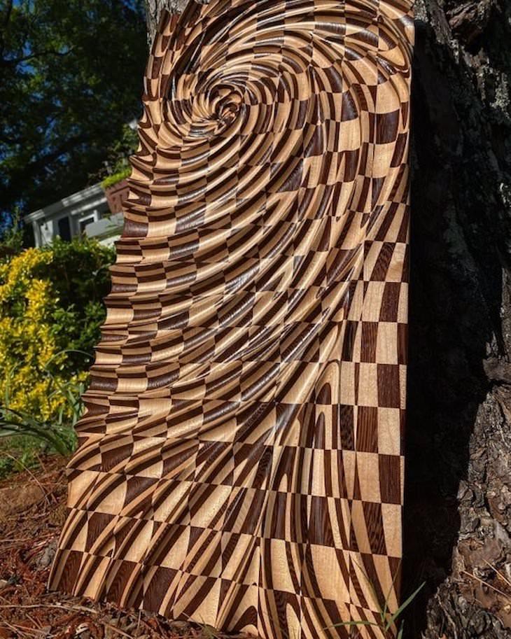 Woodworking Masterpieces  sculpture