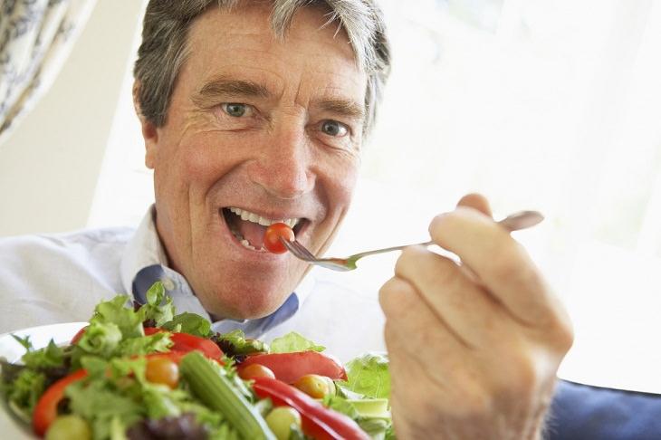Reverse Aging, Study, diet