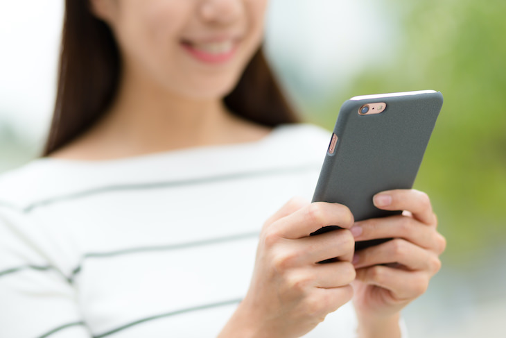 Creative Ways to Sneak More Walking Into Your Day using phone