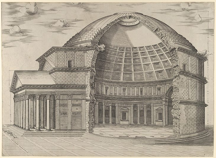 Fascinating Facts About the Pantheon structure