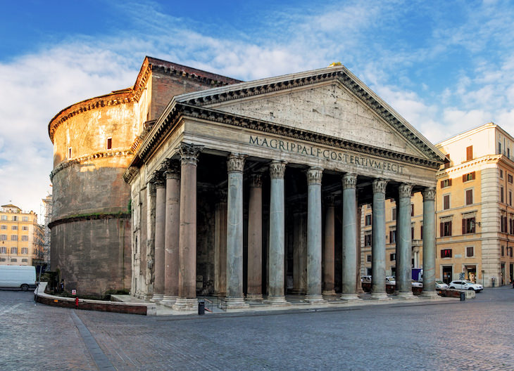 Fascinating Facts About the Pantheon