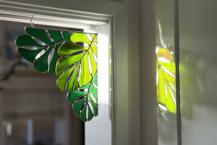 Unique and Inspiring Craft Projects stained glass