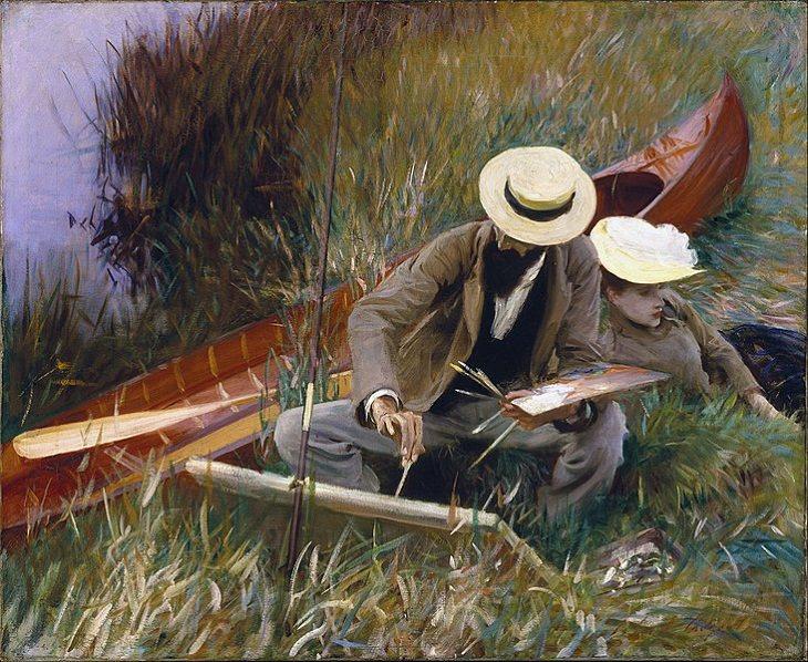 John Sargent's Artworks,