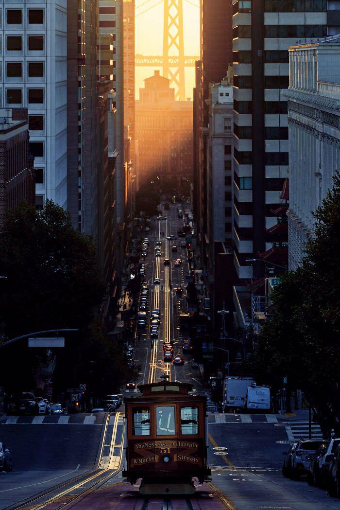 city landscapes San Francisco