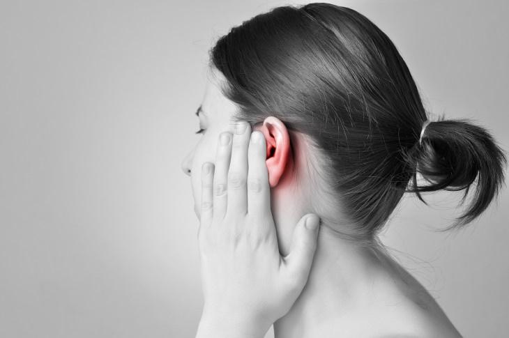 Water Trapped in Ears ear pain