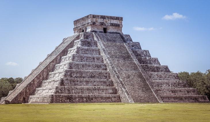 History Facts Maya