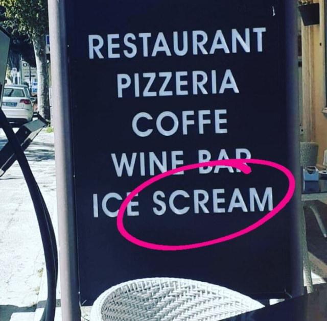 Funny Fails Ice scream