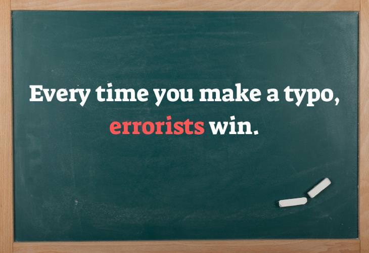 Grammar Jokes and Puns, typo