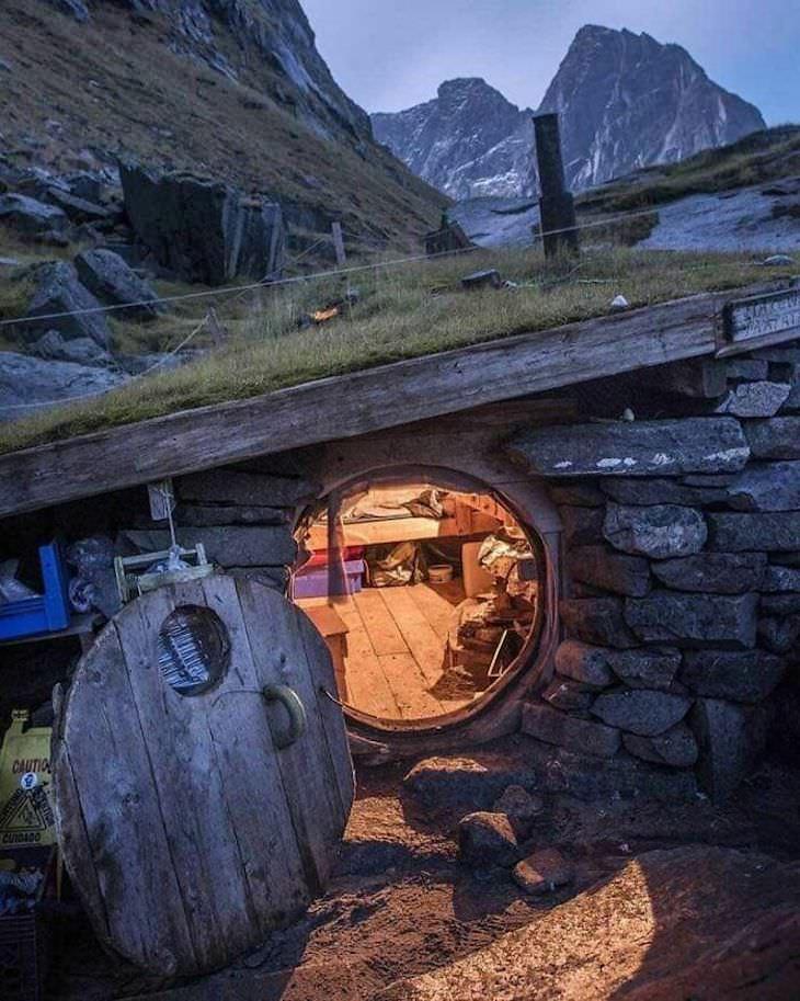 Enchanting Nature Cabins Around the World Norway