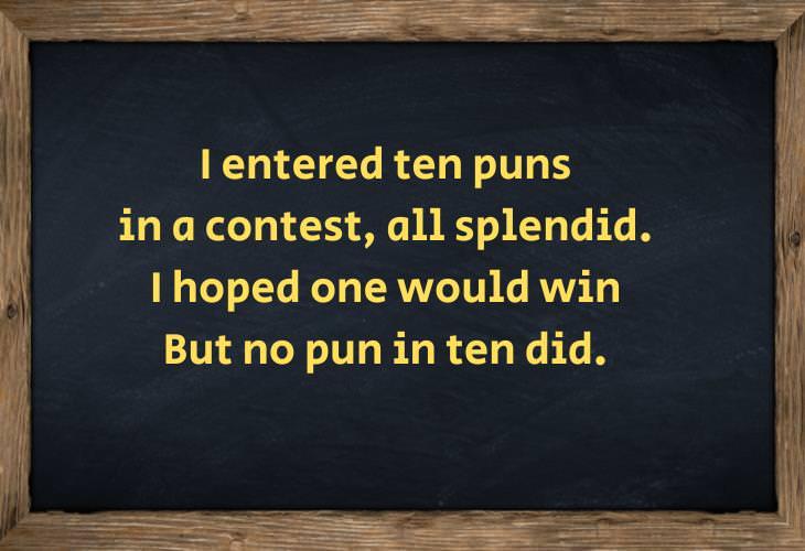 Grammar Jokes and Puns, contest
