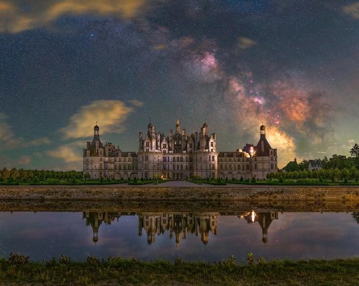 Astronomy Photographer of the Year Finalists Château de Chambordby Benjamin Barakat