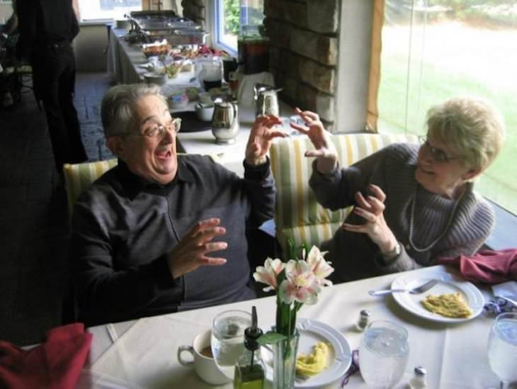 Funny Relationship Moments 60th anniversary