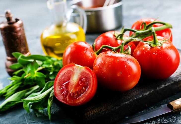Healthy Summer Foods to Burn Fat, Tomatoes