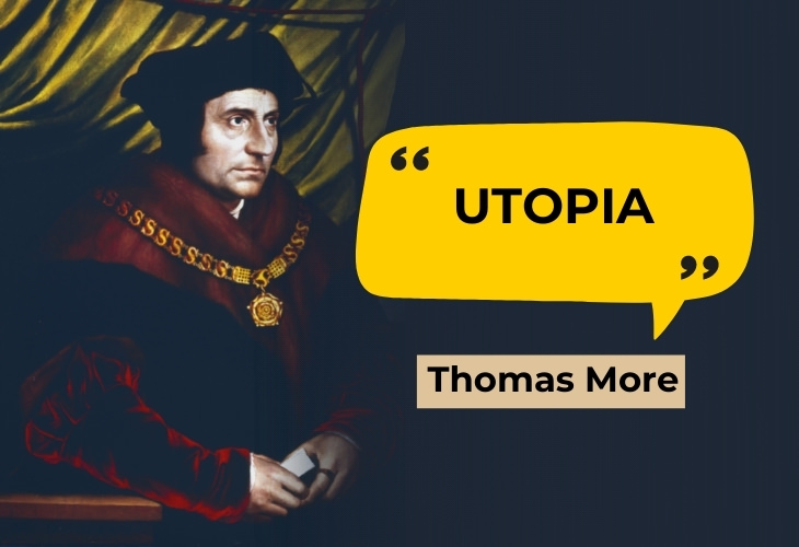 Words coined by authors Utopia