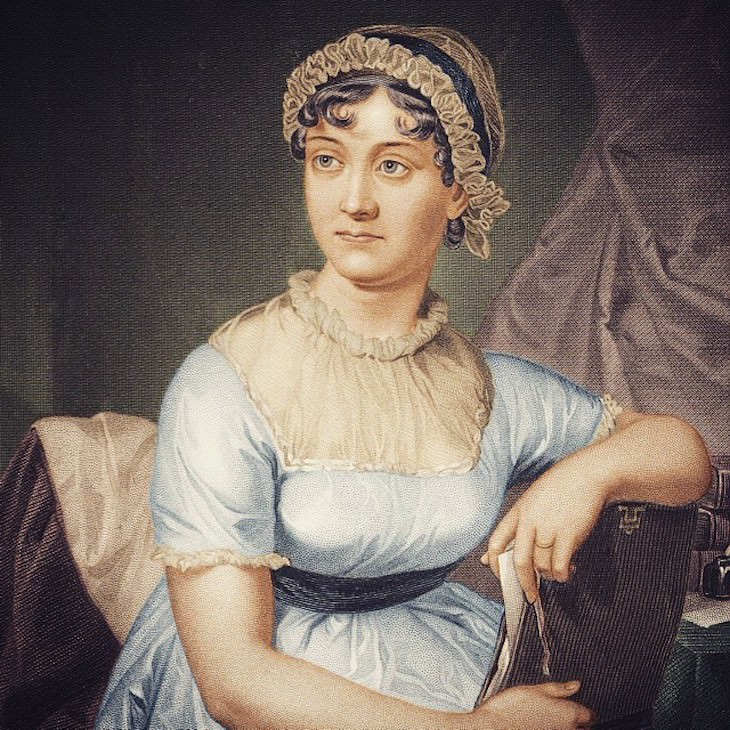 Misconceptions On Famous Authors and Books Jane Austen