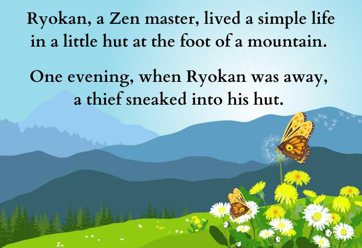 Thought-Provoking Zen Parables, master