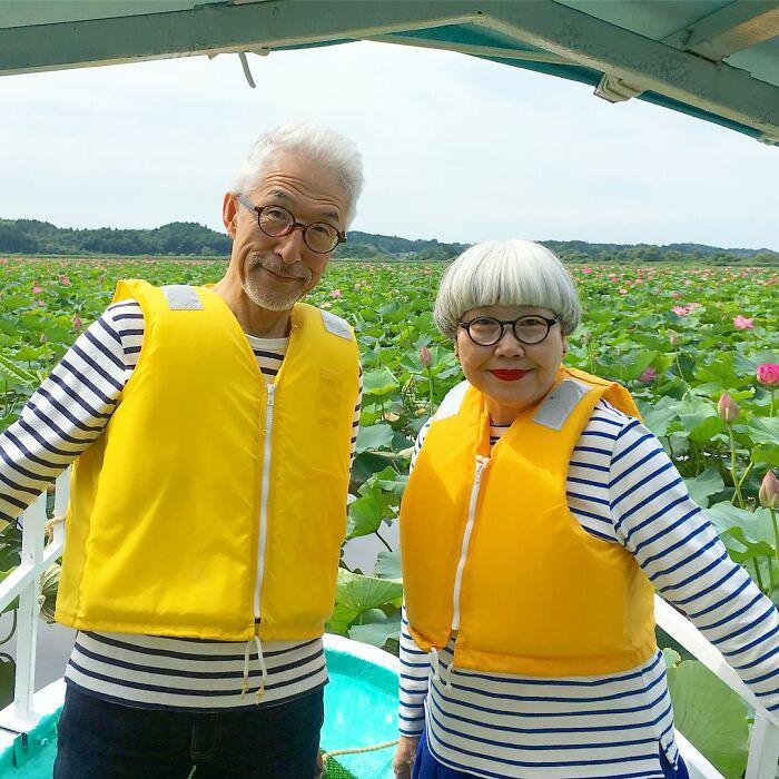 Mr. Bon and Mrs. Pon