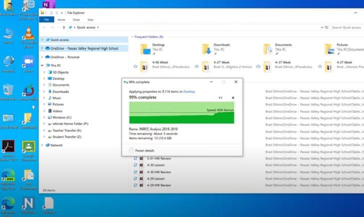 Microsoft OneDrive Tips, storage