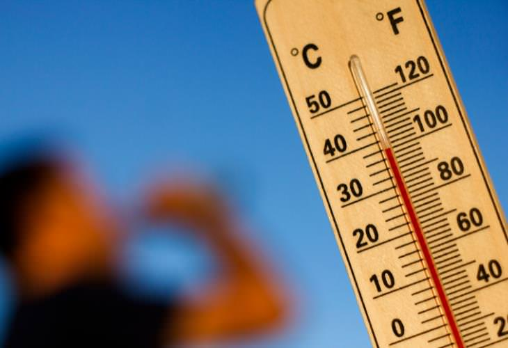 Tips, Heat Wave, degrees