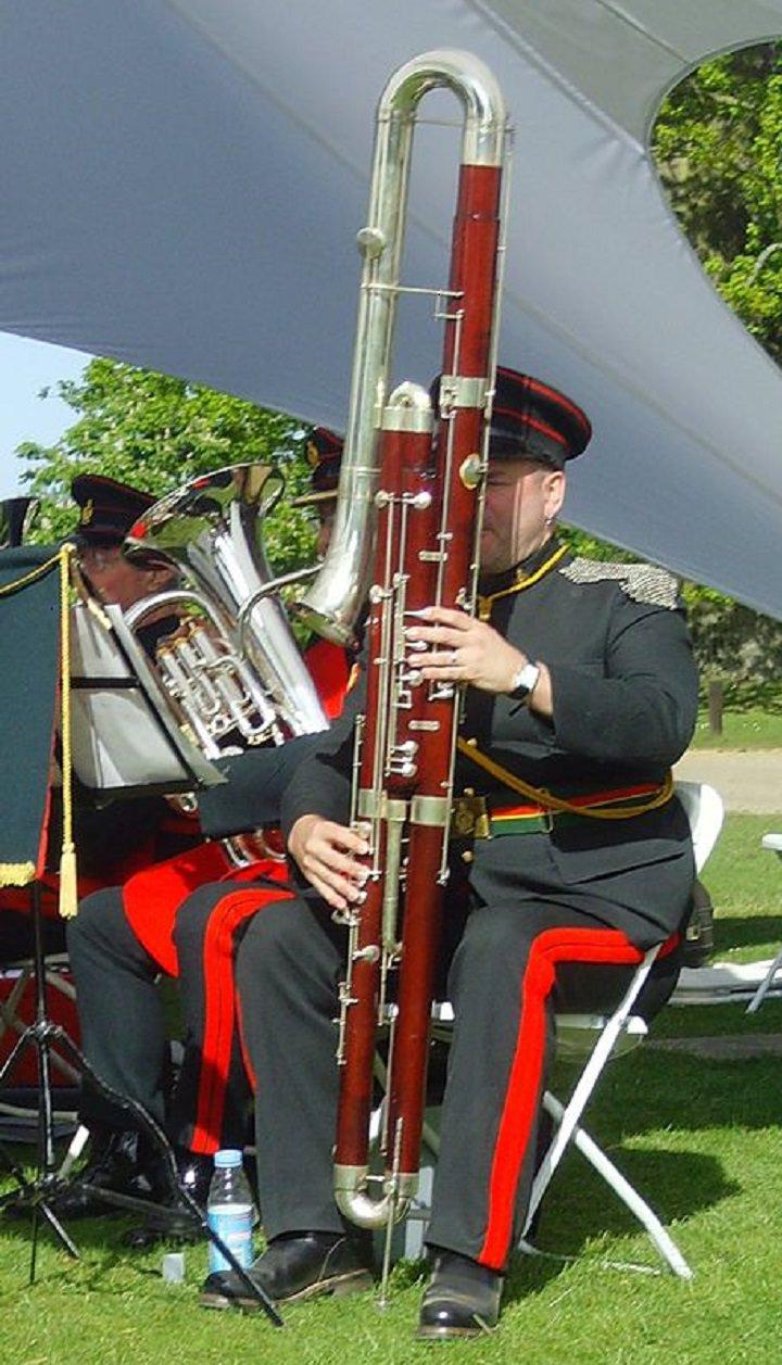 Contrabass Bassoon