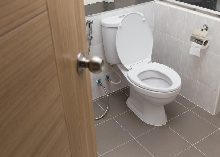 Bad Urinary Habits toilet