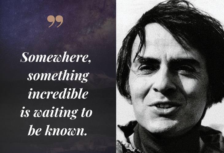 Carl Sagan Quotes,