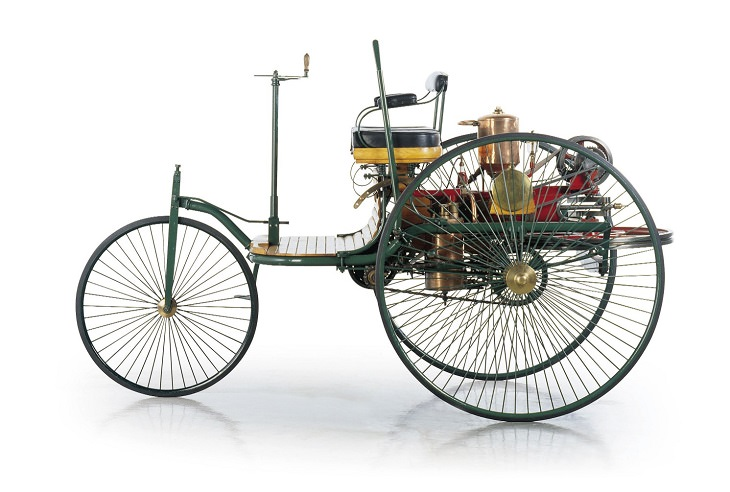 the first ever car