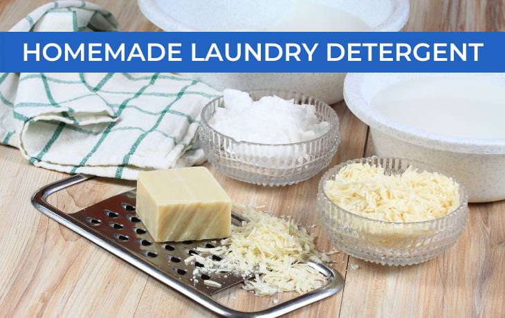 DIY Laundry Products laundry detergent