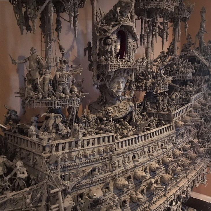 Spooky Pirate Ship by Jason Stieva