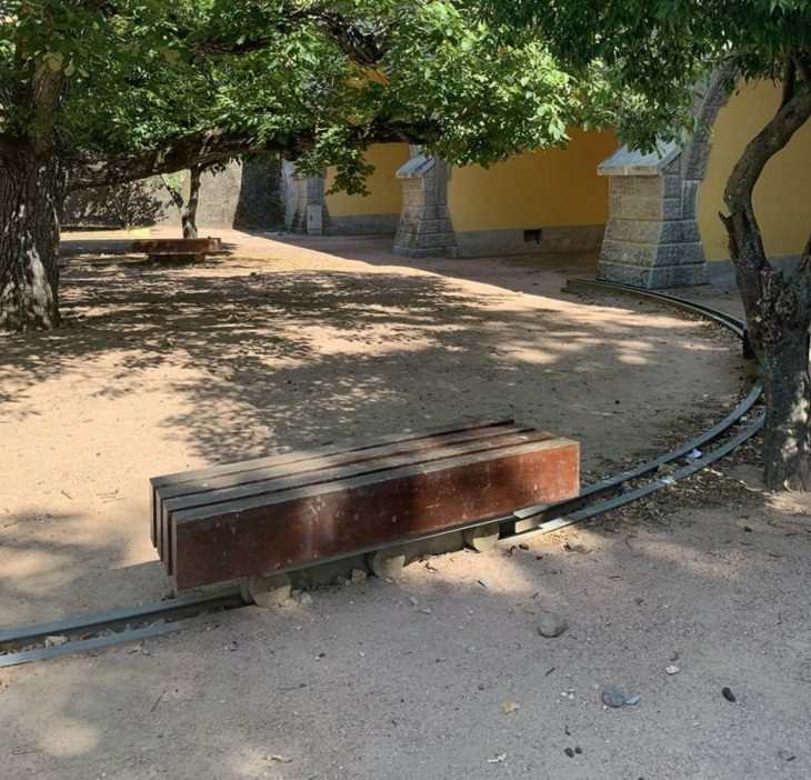 Smart Inventions, benches