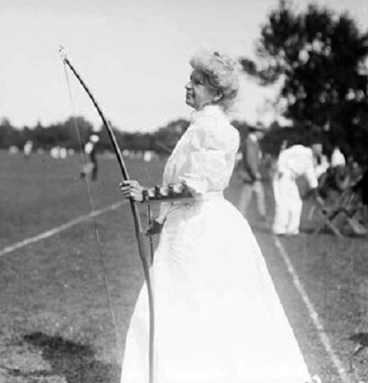 Oldest Athletes to Ever Compete In Olympics Lida Eliza Pollock