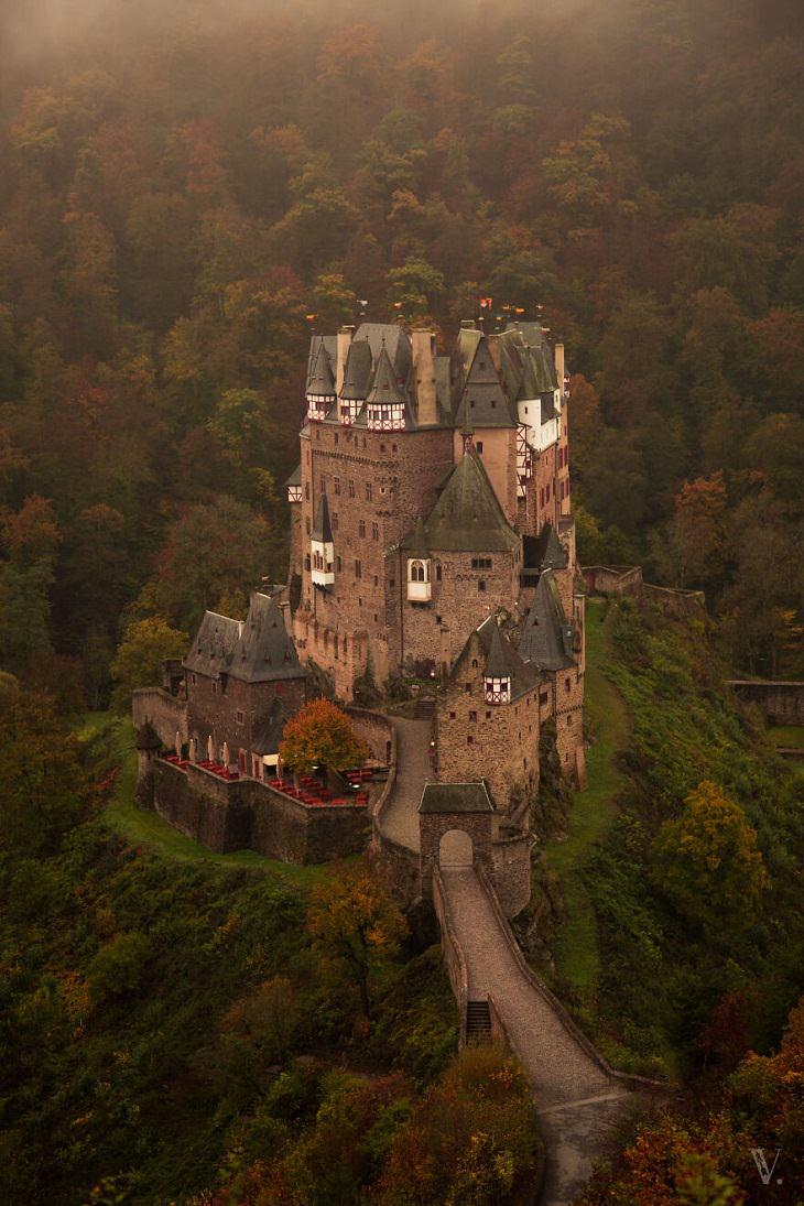 Magical Castles, Eltz Castle,