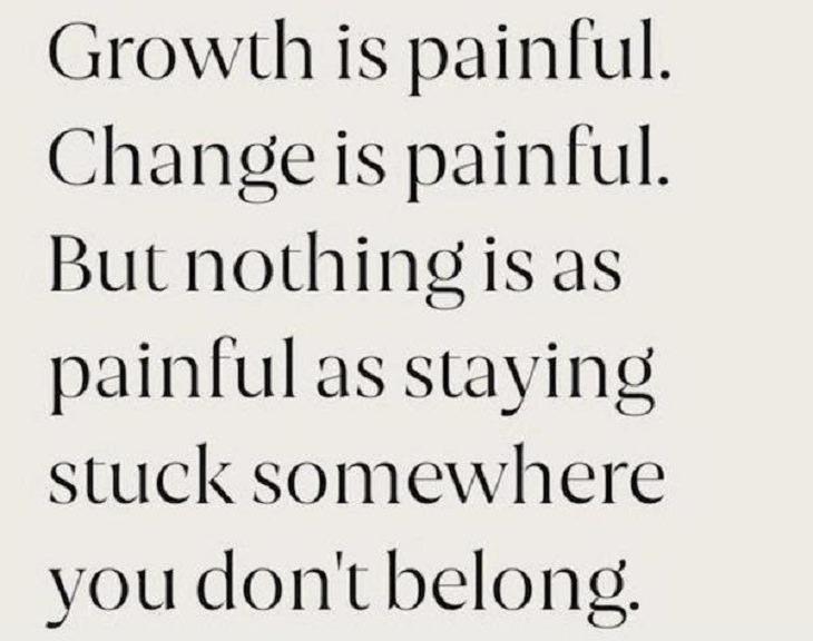 Inspirational Words of Wisdom, growth