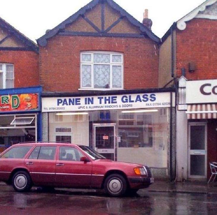 Clever Shop Names,