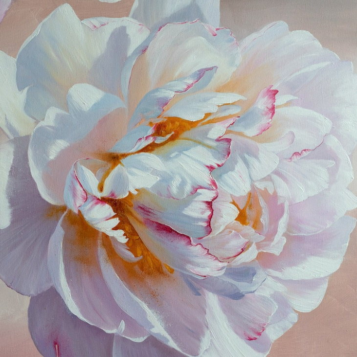 Floral Paintings by Ira Volkova