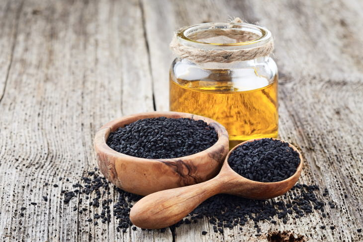 Black Cumin Oil Black Seed Oil