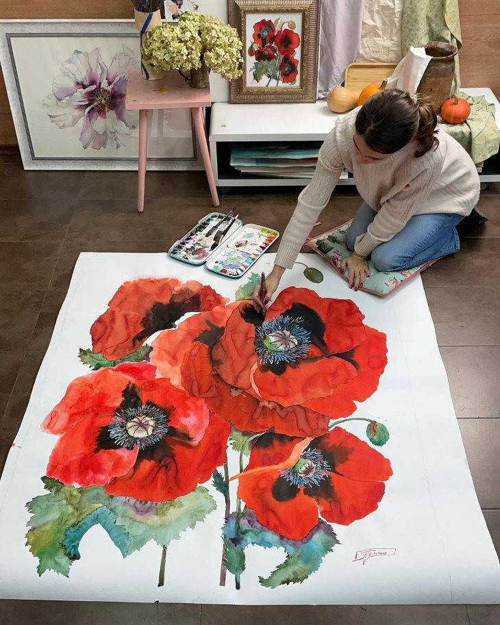 Janet Pulcho Artist