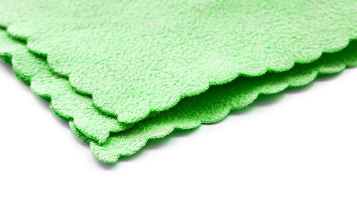 Lightweight Microfiber Towels
