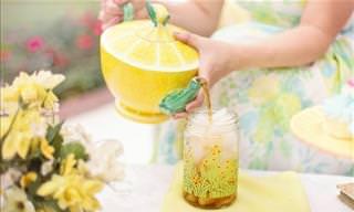 Turmeric Lemonade - The Natural Antidepressant