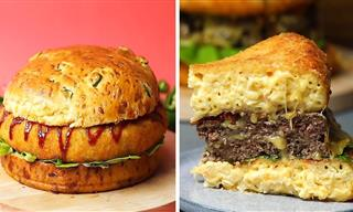Hey, Burger Fans! Here Are Some Delicious Recipes For You
