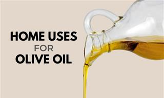 10 Handy Uses For Olive Oil Around the House