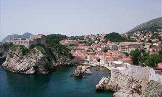 Top 10 Places to See in Dubrovnik