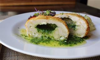 This Chicken Kiev Recipe Is Simply Delicious